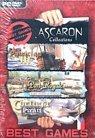 Ascaron Collection: Patrician 3 + Port Royale + Tortuga (PC)