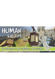 Human Fall Flat Game and Soundtrack Bundle (PC DIGITAL) (PC)