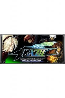 THE KING OF FIGHTERS XIII STEAM EDITION (PC DIGITAL)