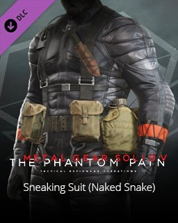 Metal Gear Solid V The Phantom Pain Sneaking Suit Naked Snake (PC DIGITAL)