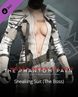 Metal Gear Solid V The Phantom Pain Sneaking Suit The Boss (PC DIGITAL)