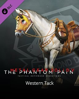 Metal Gear Solid V The Phantom Pain Western Tack (PC DIGITAL)