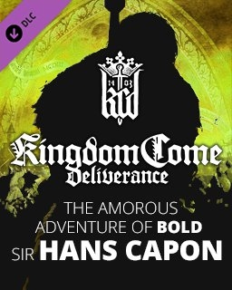 Kingdom Come Deliverance The Amorous Adventure of Bold Sir Hans Capon (PC DIGITAL)