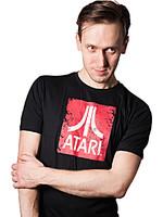 Tričko Atari - Logo (velikost M)