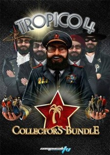 Tropico 4 Collectors Bundle (PC DIGITAL)