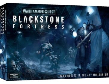 Desková hra Warhammer Quest: Blackstone Fortress (PC)