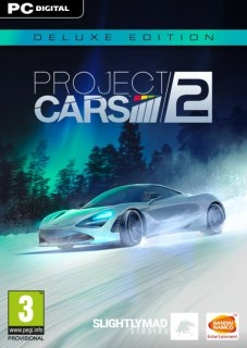 Project Cars 2 Deluxe Edition (DIGITAL)