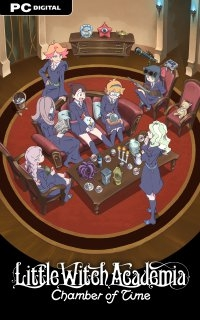 Little Witch Academia Chamber of Time (PC DIGITAL) (PC)