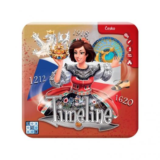 Karetní hra Timeline: Česko  (PC)