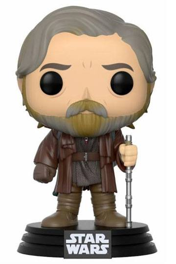 Figurka Star Wars - Luke Skywalker (Funko POP! Star Wars 193) (PC)