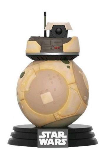 Figurka Star Wars - Resistance BB Unit (Funko POP! Star Wars 210) (PC)