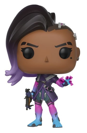 Figurka Overwatch - Sombra (Funko POP!)  (PC)