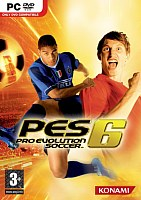 Pro Evolution Soccer 6 (PC)