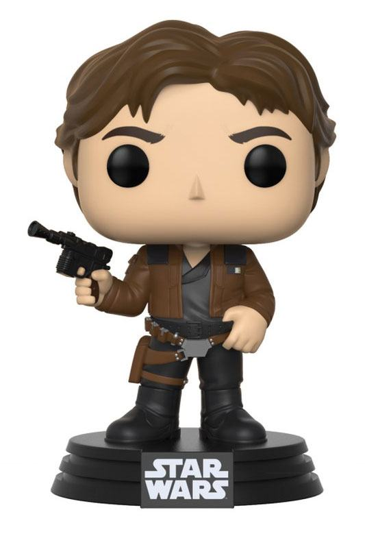 Figurka Star Wars - Young Han Solo (Funko POP! Star Wars 238) (PC)