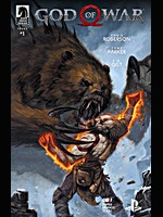 Komiks God of War #1