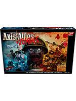 Desková hra Axis & Allies & Zombies