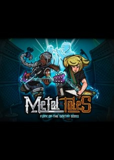Metal Tales Fury of the Guitar Gods (PC DIGITAL)