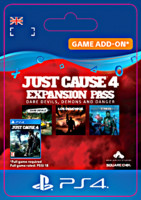Just Cause 4 - Expansion Pass (PS4 DIGITAL)