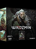 Puzzle Zaklínač - Geralt (Hrdinové Zaklínače)