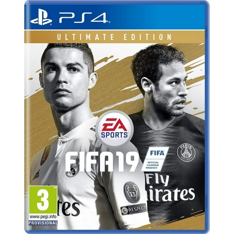 FIFA 19 Ultimate Edition (PS4 DIGITAL)