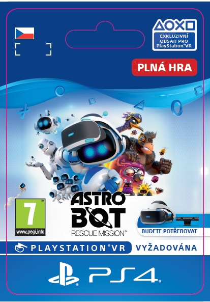 ASTRO BOT Rescue Mission (PS4 DIGITAL)