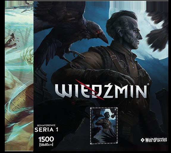 Puzzle Zaklínač - Regis (Hrdinové Zaklínače) (PC)