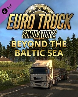 Euro Truck Simulátor 2 Beyond the Baltic Sea (PC DIGITAL) (PC)