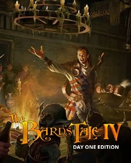 Bards Tale IV Barrows Deep Day One Edition (PC DIGITAL) (PC)