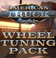 American Truck Simulator – Wheel Tuning Pack DLC  DIGITAL