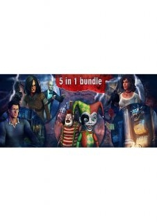 Hidden Object 5-in-1 Bundle (PC DIGITAL) (PC)