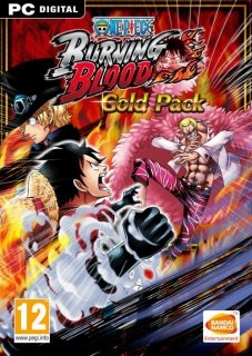ONE PIECE BURNING BLOOD Gold Pack (PC DIGITAL)