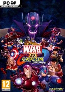 Marvel vs Capcom Infinite Deluxe Edition (PC DIGITAL)