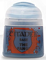Citadel Base Paint - základní barva, modrá (The Fang)