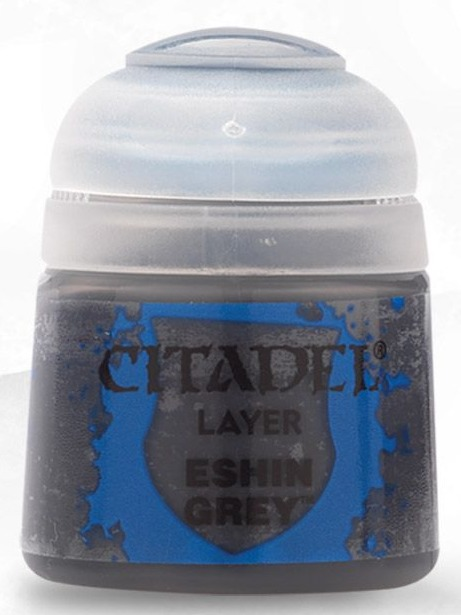 Citadel Layer Paint (Eshin Grey) - krycí barva, šedá (PC)