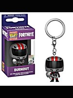 Klíčenka Fortnite - Burnout (Funko)