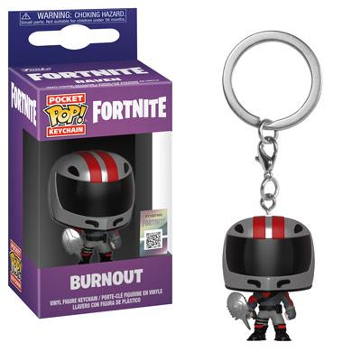 Klíčenka Fortnite - Burnout (Funko)  (PC)