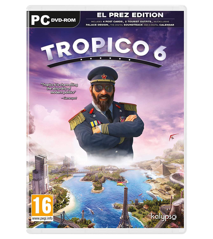 Tropico 6 - El Prez Edition (PC)