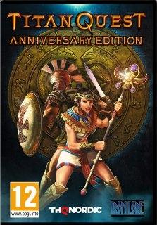 Titan Quest Anniversary Edition (PC DIGITAL)
