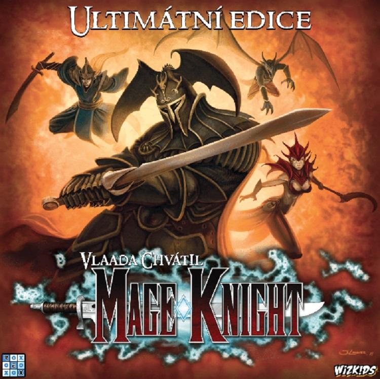 Desková hra Mage Knight - Ultimátní edice (PC)