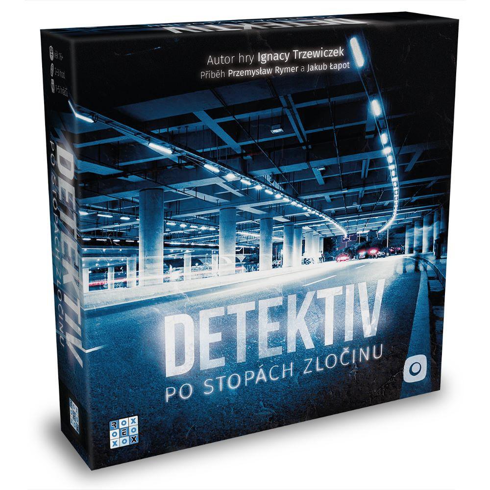Desková hra Detektiv: Po stopách zločinu (PC)