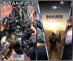 Titanfall 2 + Mass Effect Andromeda Bundle (PC DIGITAL)