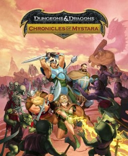Dungeons & Dragons Chronicles of Mystara (PC DIGITAL)