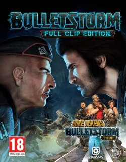 Bulletstorm Full Clip Edition Duke Nukem Bundle (PC DIGITAL)