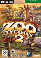 Zoo Tycoon 2: African Adventure (PC)