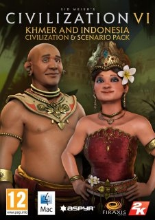 Sid Meiers Civilization VI Khmer and Indonesia Civilization & Scenario Pack MAC (PC DIGITAL) (PC)
