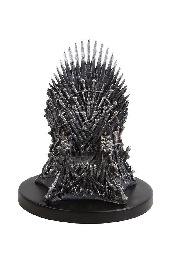 Mini replika Game of Thrones - Iron Throne (Železný trůn, 10 cm)  (PC)