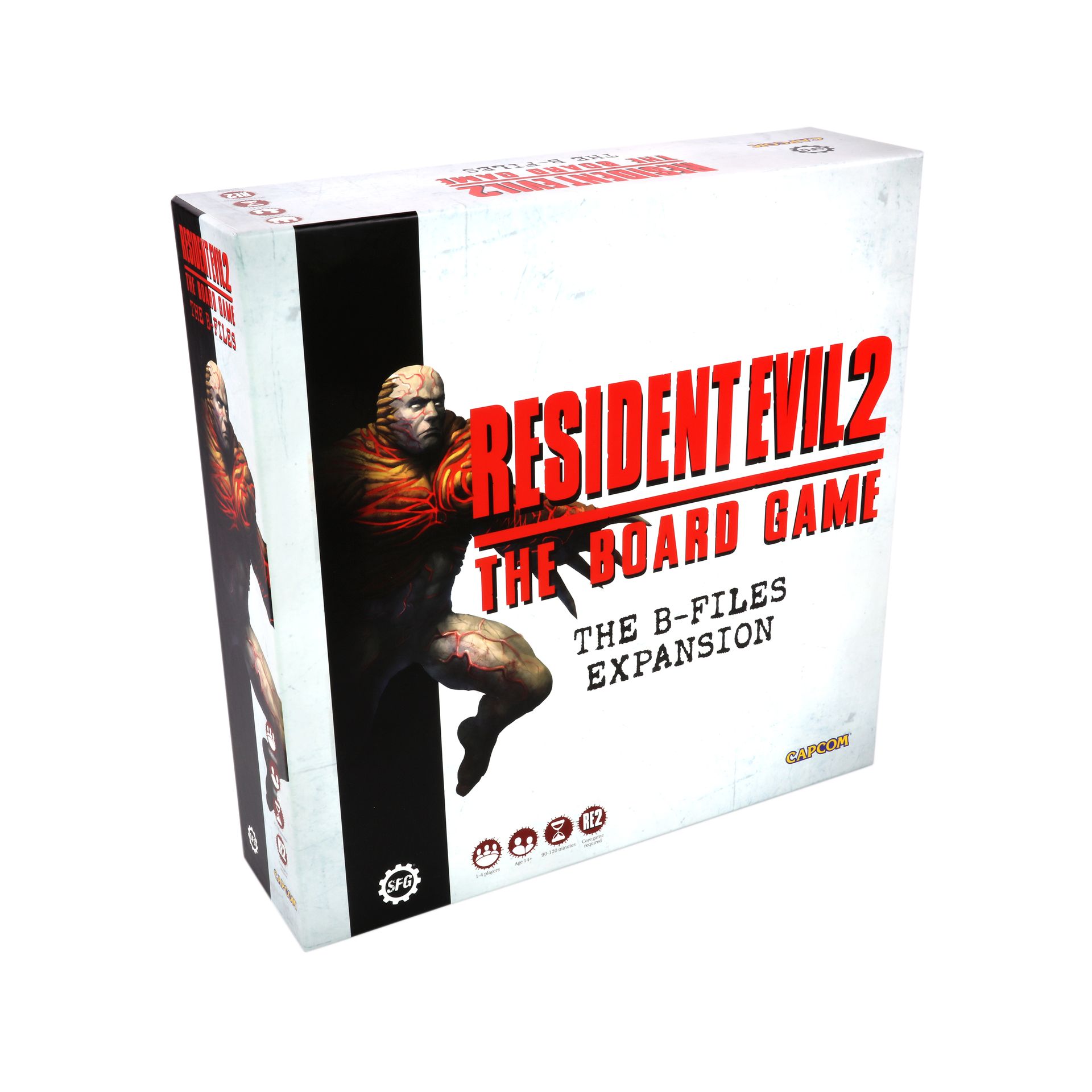 Desková hra Resident Evil 2 - B-Files (rozšíření) (PC)