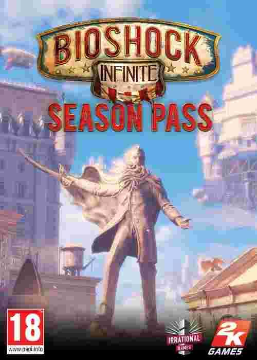 BioShock Infinite Season Pass (PC) DIGITAL