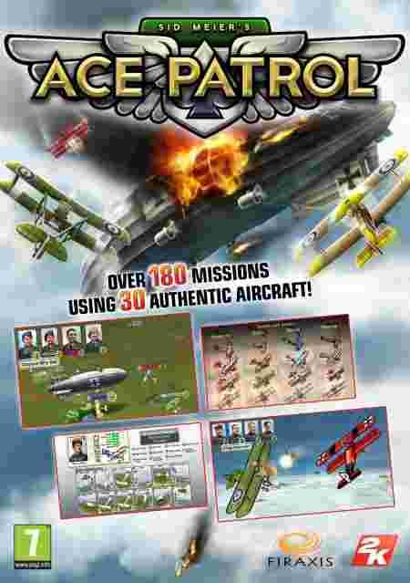 Ace Patrol (PC DIGITAL)
