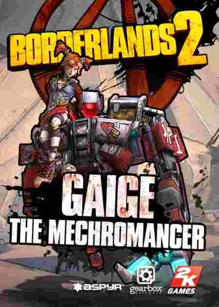 Borderlands 2 Mechromancer Pack  DIGITAL